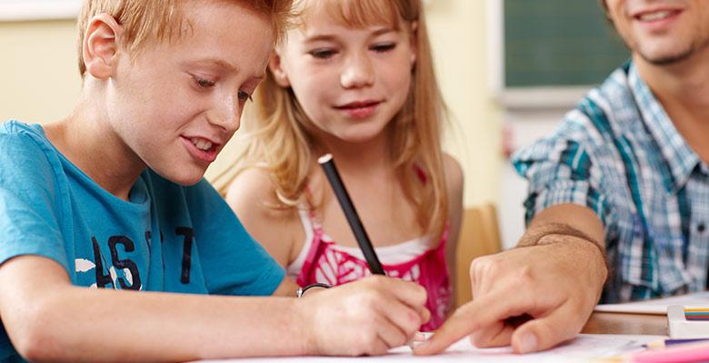 Schulbegleitung im Unterricht
